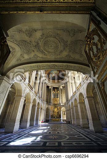 Versailles Palace - csp6696294