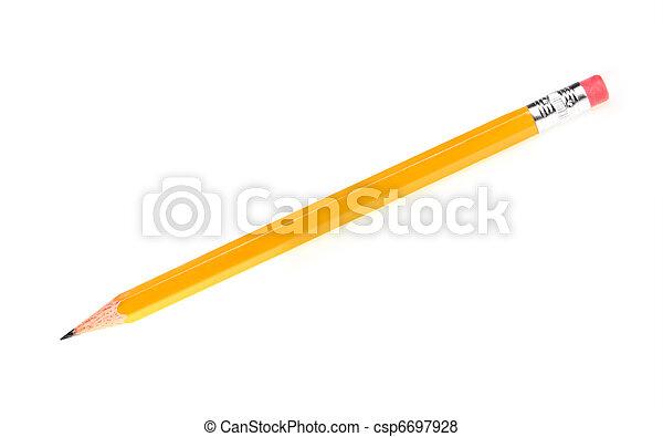 Sharp pencil - csp6697928