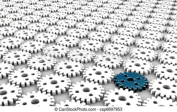 Integrated Workflow - csp6697953