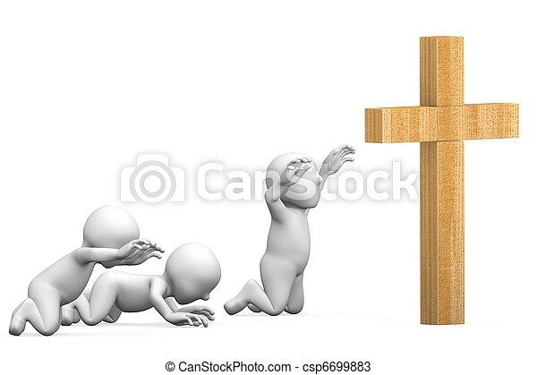 worship - csp6699883