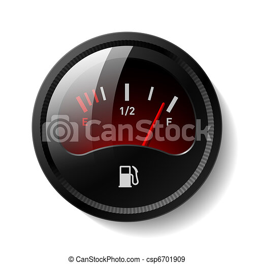 Fuel gauge - csp6701909