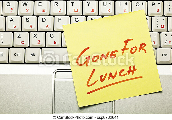 Lunch Break Sign Lunch Break Sign Clipart Lunch