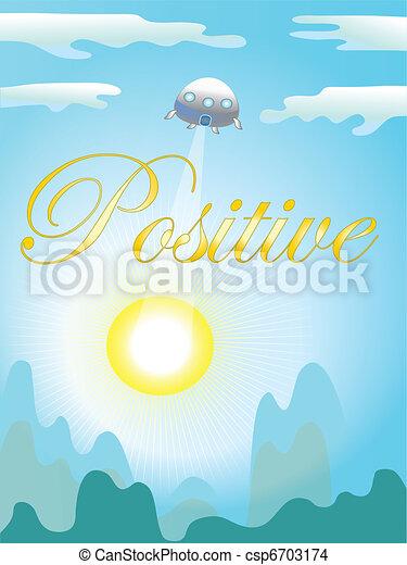 Positive background - csp6703174