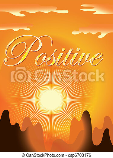 Positive background  - csp6703176