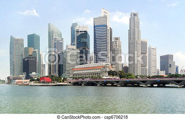 Singapore - csp6706218