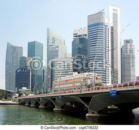 Singapore - csp6706222