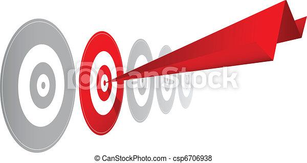 choosing the right winning target option - csp6706938