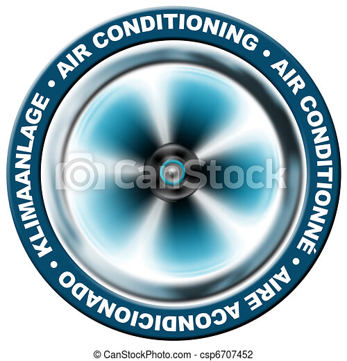 Air conditioning - csp6707452