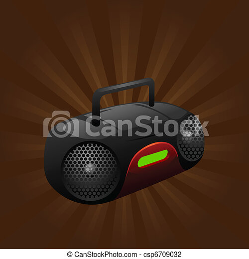 portable stereo cd player - csp6709032