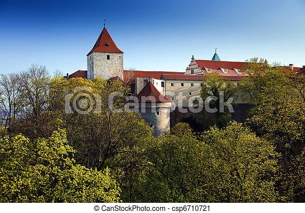 Prague Castle - csp6710721