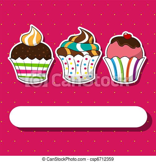 Dessert menu - csp6712359