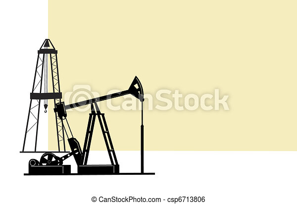 Oil extraction.   - csp6713806