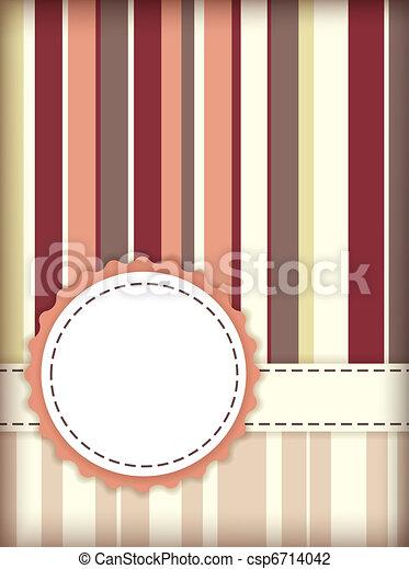 Scrapbooking template - csp6714042