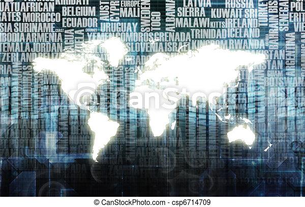Travel the World - csp6714709