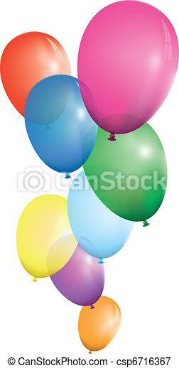 balloons - csp6716367