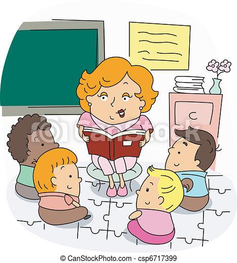 Preschool Teacher - csp6717399