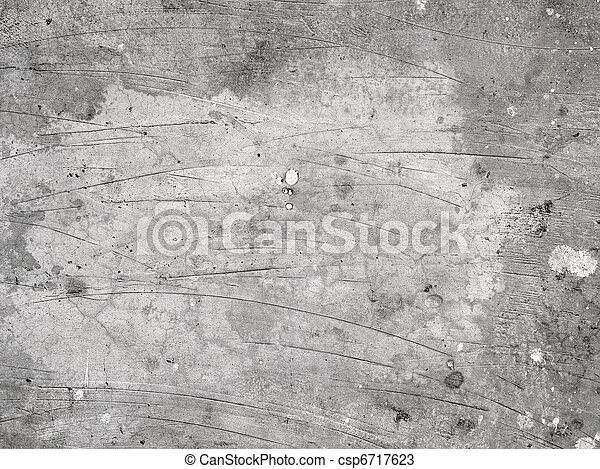 Concrete surface. - csp6717623