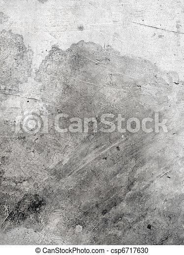 Concrete surface. - csp6717630