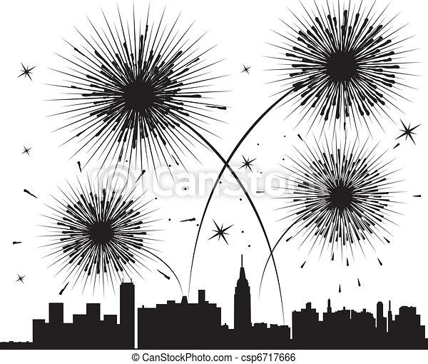Fireworks Stock Illustrations. 34,764 Fireworks clip art images ...
