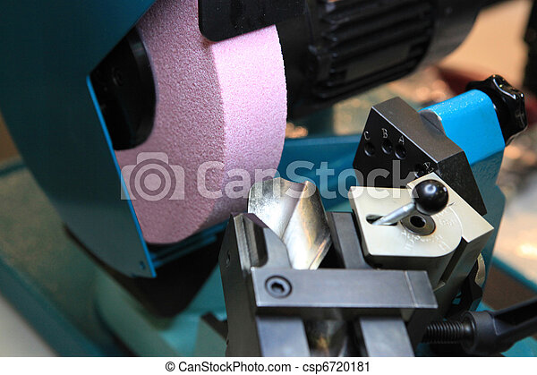 Sharpening of the cutting tool - csp6720181