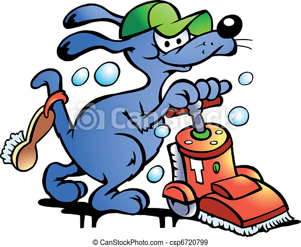 Dog Carpet Cleaner - csp6720799