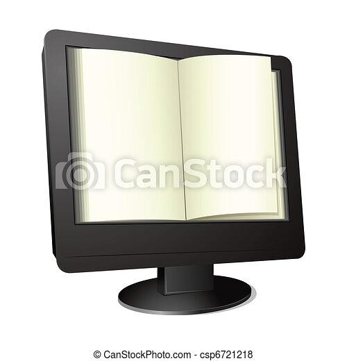 Computer Book - csp6721218