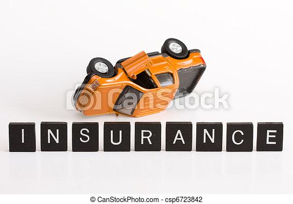 Car insurance - csp6723842