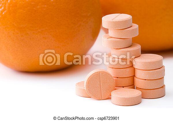 Vitamin C - csp6723901