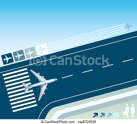Take-off strip - csp6724529