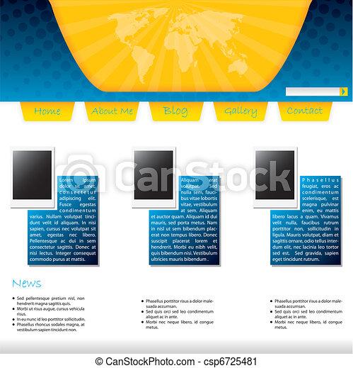 Community website template - csp6725481