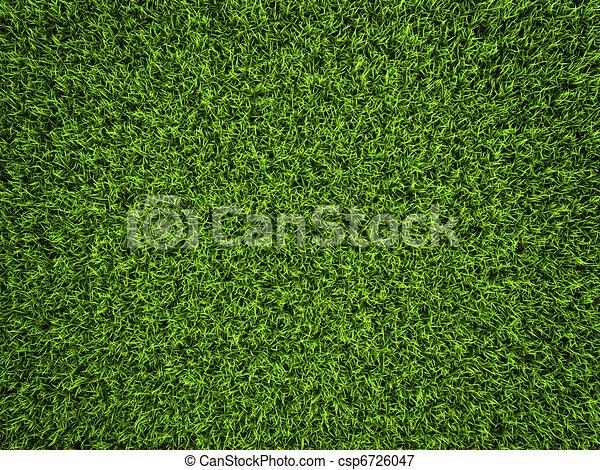 Grass Background - csp6726047