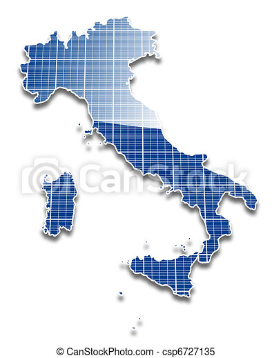 solar panel Italy - csp6727135