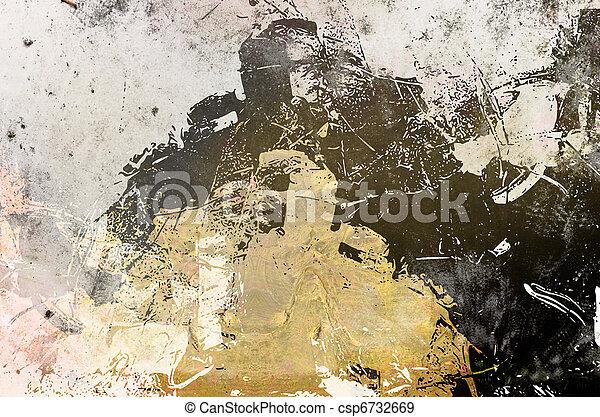 background grunge - csp6732669