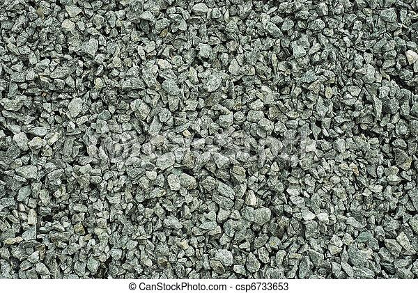 gravel - csp6733653