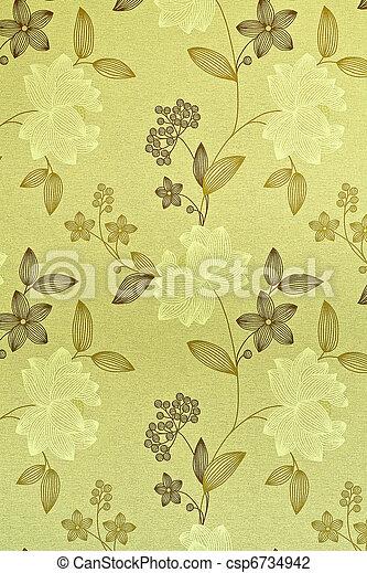 Retro / vintage wallpaper or backgr