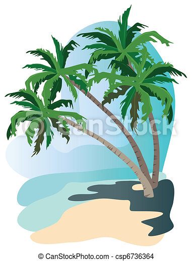 The Tropics  - csp6736364