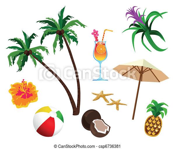 The Tropics - csp6736381