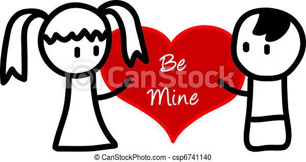 Be mine  - csp6741140