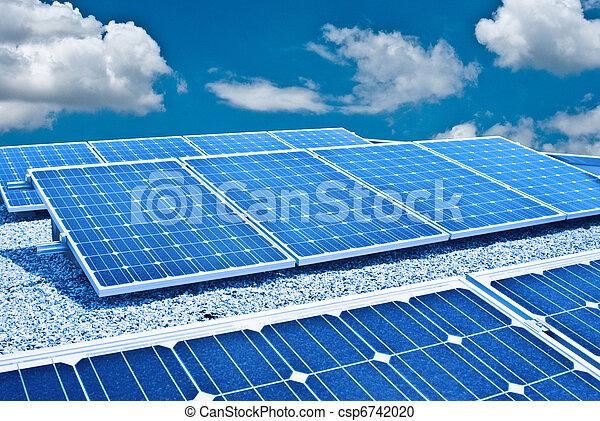 Energie,  future's - csp6742020