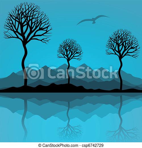 Lakes - csp6742729
