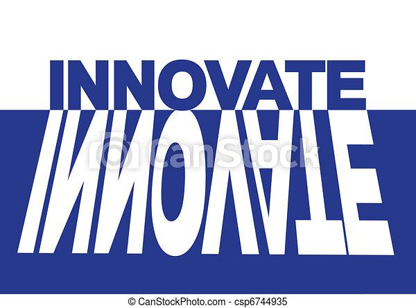 Innovate - csp6744935