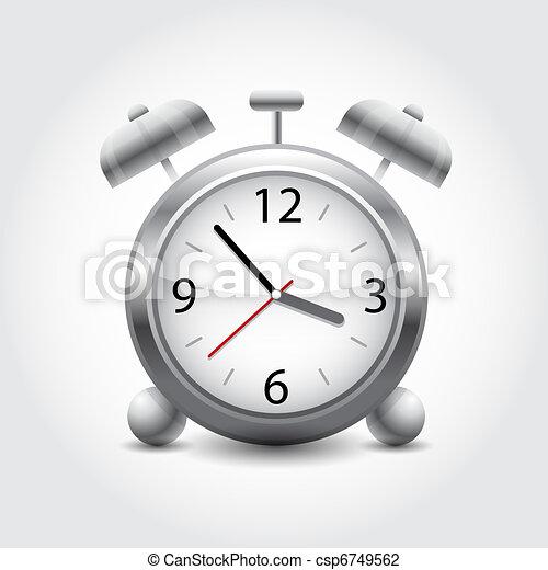 alarm clock - csp6749562