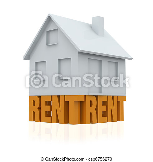 house for rent - csp6756270