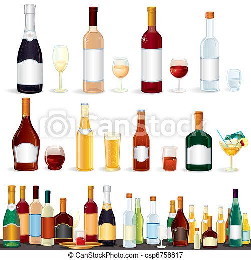 Variety Beverages - csp6758817