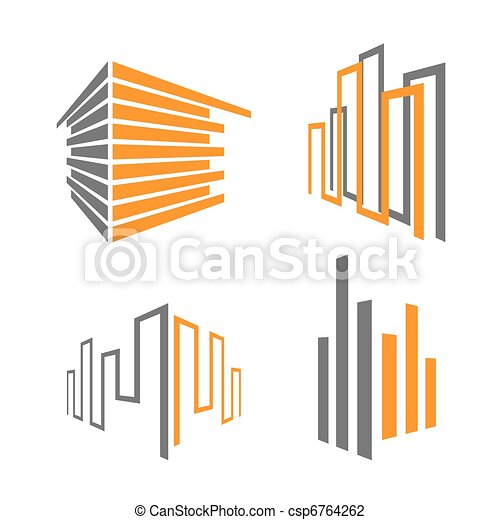 building icons - csp6764262