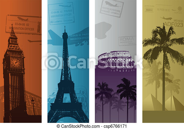 travel background - csp6766171