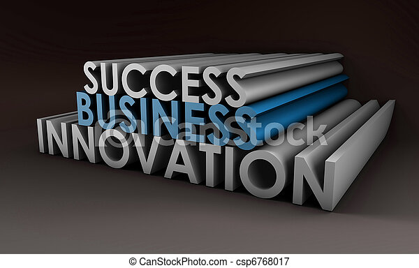 Business Innovation - csp6768017