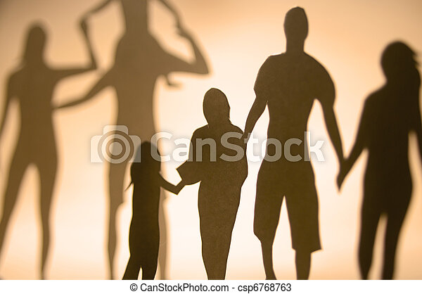 Family Connection - csp6768763