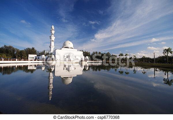 Mosque Malaysia - csp6770368