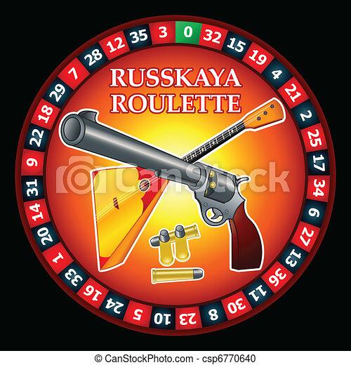 Russian roulette video clip